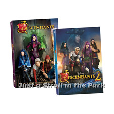 Descendants Complete Dove Cameron Disney Movie Series 1 & 2 Box / DVD Set(s) NEW