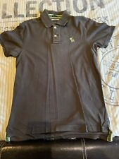 Abercrombie And Fitch Mens Large Polo Khaki