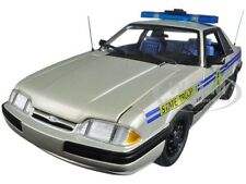 1991 FORD MUSTANG SOUTH CAROLINA HIGHWAY PATROL SSP LTD 450PCS 1/18 BY GMP 18844