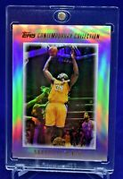 SHAQUILLE O'NEAL TOPPS CONTEMPORARY COLLECTION REFRACTOR RARE SP LAKERS LEGEND
