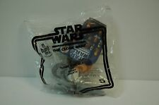 Star Wars PADME AMIDALA The Clone Wars Happy Meal Toy SEALED