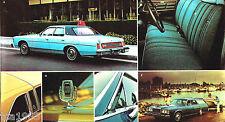 1976 Ford LTD Brochure / Catalog: BROUGHAM,LANDAU,COUNTRY SQUIRE,