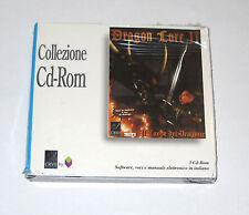 Gioco Pc Cd DRAGON LORE II 2 Il cuore del dragone NUOVO ITA 1996