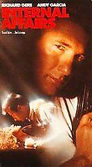 Internal Affairs (VHS, 1997)