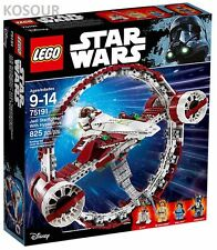 NEW Lego Star Wars Jedi Starfighter With Hyperdrive 75191 VIP Priority Ship 1/6