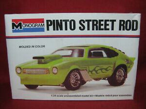 Ford Pinto Street Rod Custom Racer 1997 Revell-Monogram 1:24 Model Kit 2521