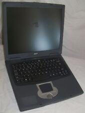 Acer Travelmate 270 Pentium 4 Windows 98se Laptop