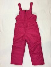 Girls' Sleeveless Polyester Snowsuit/Skisuit Outerwear (Sizes 4 & Up)