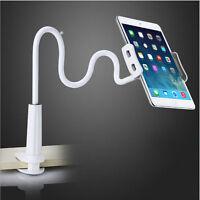 Flexible 360° Clip Lazy Bed Desktop Bracket Mount Stand Holder Phone Ipad CI