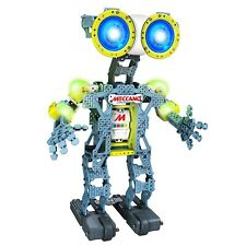 MECCANOID G15 PERSONAL ROBOT Toy Meccano Tech INTERACTIVE Building Set 15401 NEW