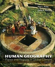 FAST SHIP - KNOX MARSTON 6e Human Geography: Places and Regions in Global Co FL8