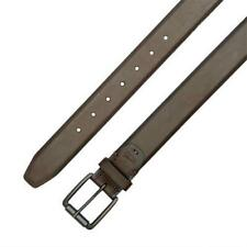 Levi's Men's Brown Feather Edge Casual Leather Belt Size XL 42-44 MSRP $30