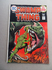 Swamp Thing 12 . N. Redondo - DC 1974 - FN +