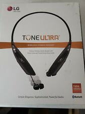 Lg tone ultra wireless bluetooth headset hbs-810 boxes and for parts