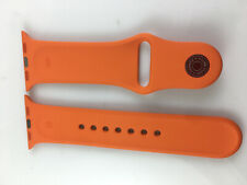 Original Genuine Apple watch Series 5 4 3 2 1 Hermes Sport Band 38mm 40mm Orange