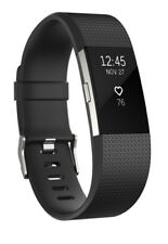 Fitbit Charge 2 Activity Tracker + Heart Rate BLACK,LARGE BRAND NEW AND SEALED