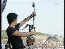 Green Day - DVD - Live in Germany - 08-18-01 - Bizarre Festival - RARE