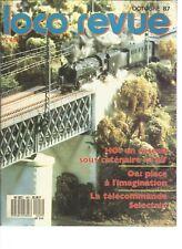 LOCO REVUE N°497 HO : RESEAU SOUS CATENAIRE / AMELIORATION DE LA BB 67001 LIMA