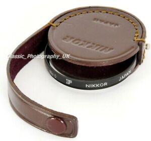 Nikon Close-Up No. 0 Macro Focus Lens for E52 LEICA Canon NIKON Pentax Lenses