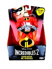 """Incredibles 2 Chain Bustin' Mr. Incredible 6"""" Scale Action Figure Toy"""