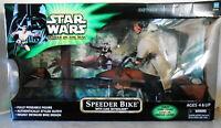 """Luke Skywalker Star Wars Action Collection POTJ 12"""" Scale Large Speeder Bike"""