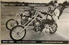 Easy Rider Out of Print Poster 24 X 35
