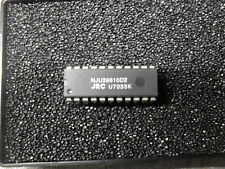 NJU39610D2 Microstepping motor controller with dual dac