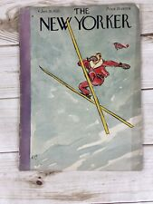 The New Yorker Magazine January 26, 1935