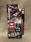Transformers War for Cybertron Siege Micromaster Rescue Patrol Red Heat Stakeout