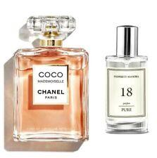 FM Pure 18 Perfume for women Chanel Coco Mademoiselle 50ml