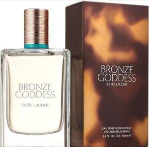 Estee Lauder Bronze Goddess Eau Fraiche Skinscent  3.4 Oz. / 100ml Spray SEALED