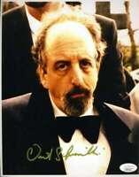 Vincent Schvelli JSA Coa Signed 8x10 Photo Autograph