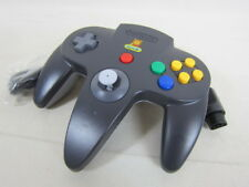 Nintendo 64 Black & Grey Hello-Mac Controller Pad Unused Free Shipped JAPAN 2769