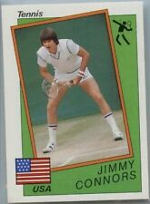 Jimmy Connors - 1986 Panini Supersport - Tennis Card