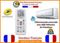 Télécommande climatiseur universelle 1000 en 1 K-1028E Mitsubishi Aux LG Clim