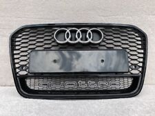 AUDI A6 S6 SALOON ESTATE C7 2011-2014 FRONT BUMPER GRILL RS STYLE [13RS6-2]