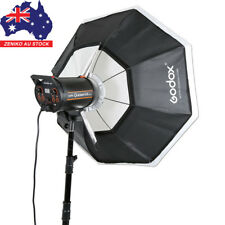 "AU Godox Octagon Softbox 37"" 95cm Bowens Mount for Studio Strobe Speedlite Flash"