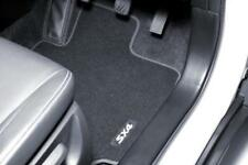 Suzuki S-Cross 2016 on Carpet Mat Set New Genuine 990E0-61M41-010
