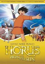 Horus: Prince of the Sun (DVD, 2014) aka Little Norse Prince Studio Ghibli