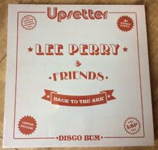 LEE PERRY & FRIENDS UPSETTERS BACK TO THE ARK 4xLP BOX SET RSD19 RSD 2019