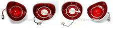 Set 1971 Chevy Chevelle SS & Malibu LED Tail Lights & Reverse Lamps