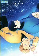 Star Trek Startrek Treck YAOI Doujinshi Copy Bon Dojinshi Comic Spock x Kirk Sup