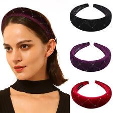 Fashion Women's Sponge Padded Headband Hairband Hair Band Hoop Accessories Party