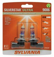 SYLVANIA 9006 BP2 SilverStar ULTRA Halogen Headlight Bulb, Pack of 2