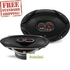 "PAIR JBL GX963 600 Watt GX-Series 6"" x 9"" 3-Way Coaxial Car Speakers 6""x 9"" INCH"