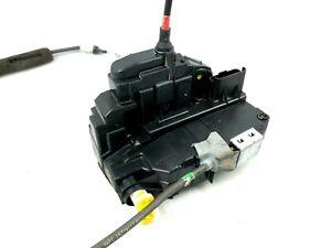 Nissan Juke Front Right Side Door Lock Latch Catch Mechanism Actuator Unit