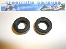 Greenhills Scalextric MG Metro tyres pair P1647 - Used ##x
