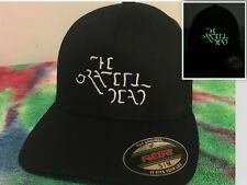 Grateful Dead Movie GLOW IN THE DARK Embroidered Flexfit Ball Cap Black or Navy
