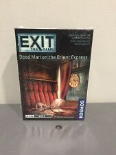 Exit: Dead Man on The Orient Express | Exit: The Game - A Kosmos Game | Famil...