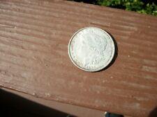 1885 Morgan Silver Dollar Very Nice Rare 90 Percent Silver Mint Philadelphia